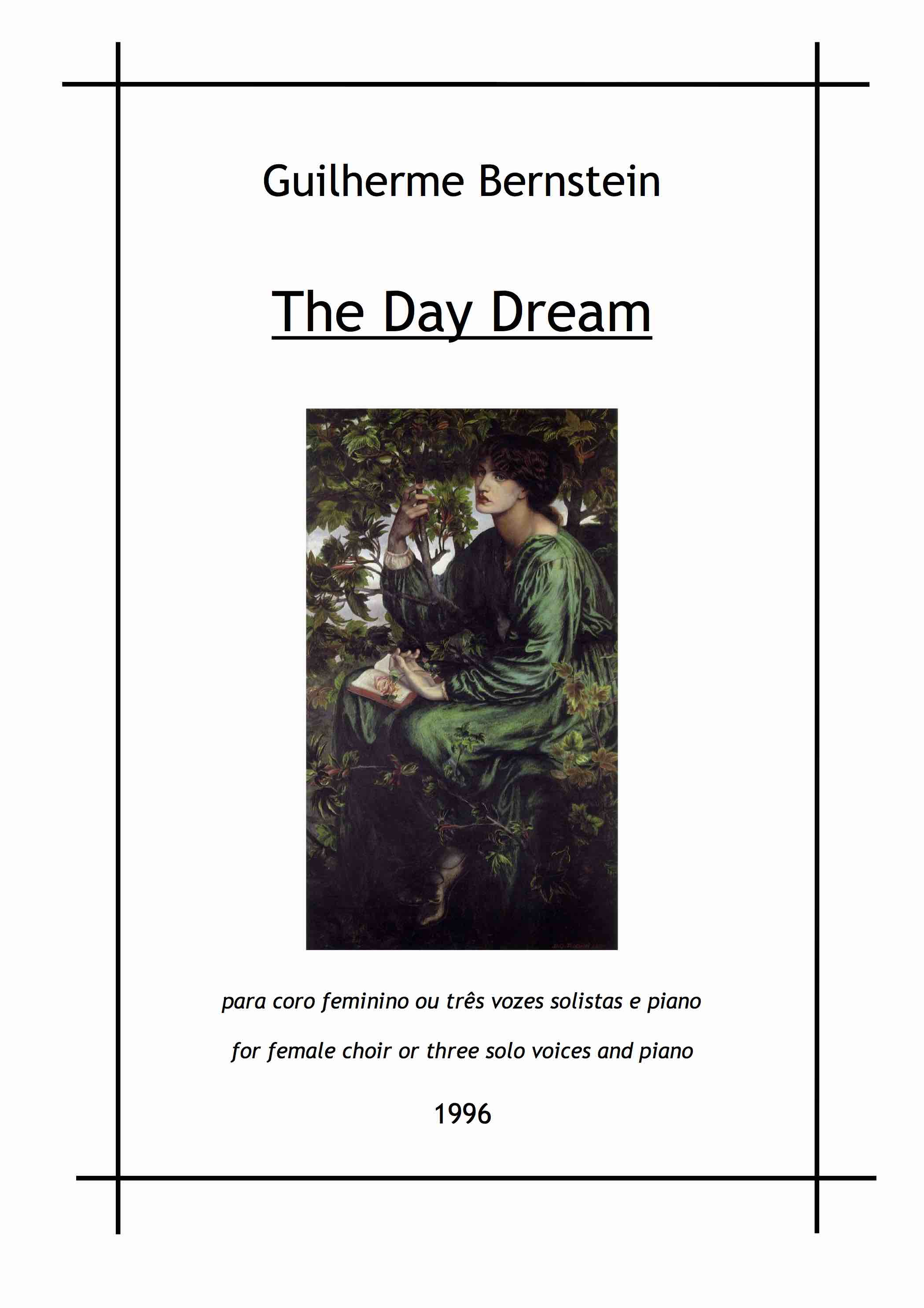 Day Dream - sample cover