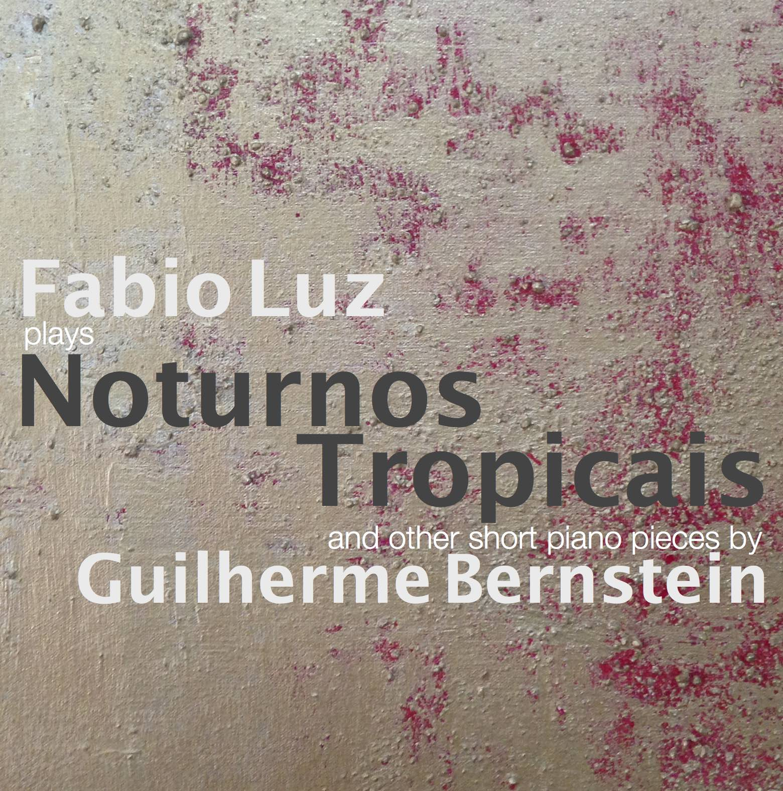 Capa CD Noturnos Tropicais